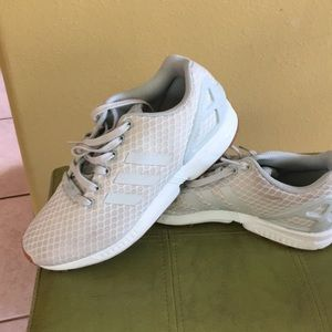 Ladies running shoes by adidas